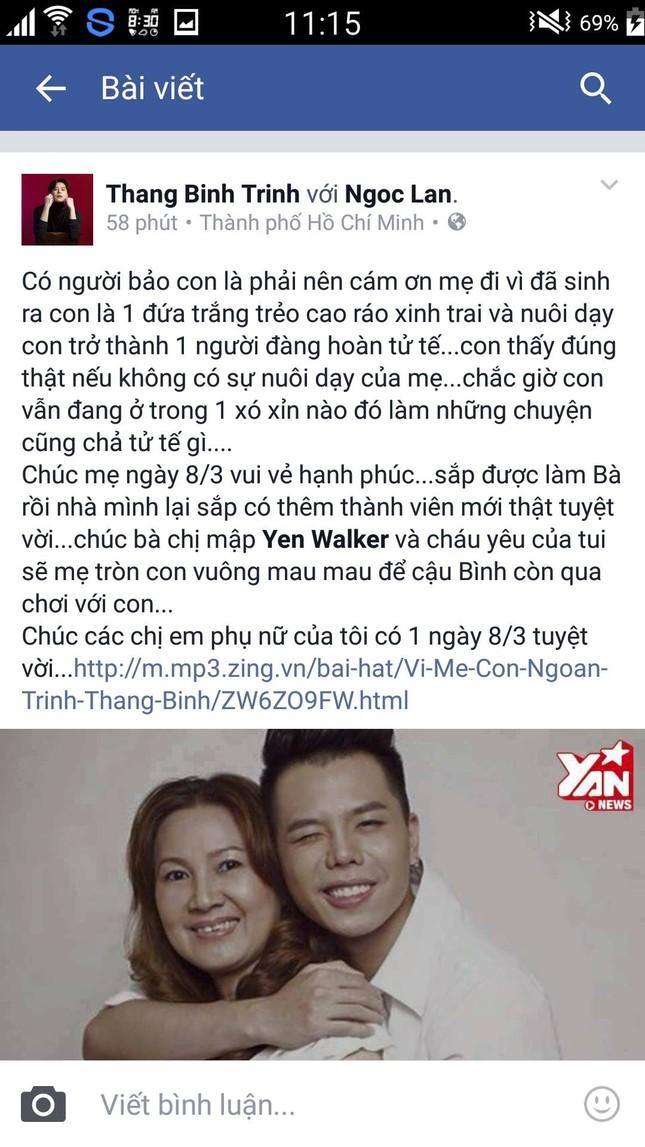 Mỹ nhân Việt hào hứng 'đua nhau' khoe quà 8/3 - ảnh 6