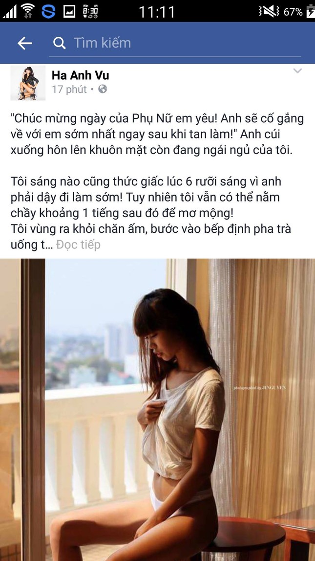 Mỹ nhân Việt hào hứng 'đua nhau' khoe quà 8/3 - ảnh 9