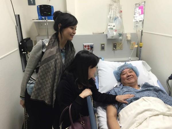Hình ảnh mới nhất của NS Quốc Bảo sau ca phẫu thuật khối u gan - ảnh 1