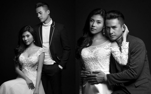 Lương Thế Thành, Thúy Diễm tung ảnh cưới công bố ngày lên xe hoa - ảnh 1