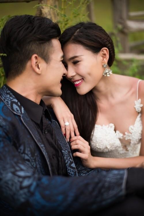 Lương Thế Thành, Thúy Diễm tung ảnh cưới công bố ngày lên xe hoa - ảnh 2