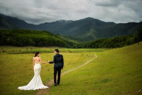 Lương Thế Thành, Thúy Diễm tung ảnh cưới công bố ngày lên xe hoa - ảnh 10