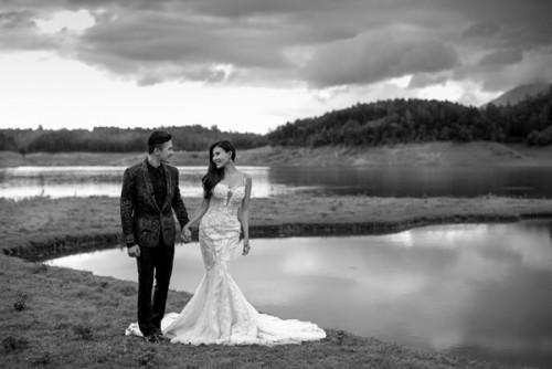 Lương Thế Thành, Thúy Diễm tung ảnh cưới công bố ngày lên xe hoa - ảnh 9