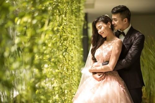 Lương Thế Thành, Thúy Diễm tung ảnh cưới công bố ngày lên xe hoa - ảnh 8