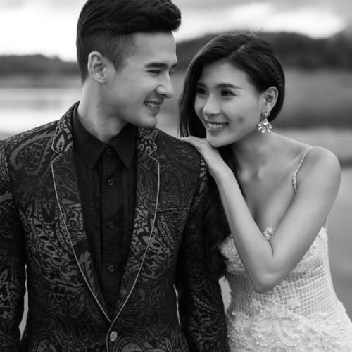 Lương Thế Thành, Thúy Diễm tung ảnh cưới công bố ngày lên xe hoa - ảnh 7