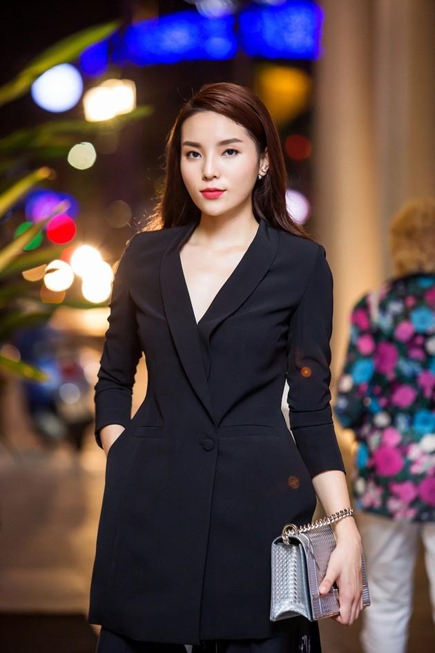 Hoa hậu Kỳ Duyên bất ngờ bị dùng ảnh quảng cáo trên web bán dâm - ảnh 3
