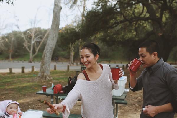 Kim Hiền cùng chồng Việt kiều kỷ niệm 5 năm ngày 8/3 'định mệnh' - ảnh 2