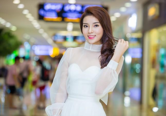 Vụ hình ảnh Hoa hậu Kỳ Duyên trên web bán dâm, công an vào cuộc? - ảnh 4