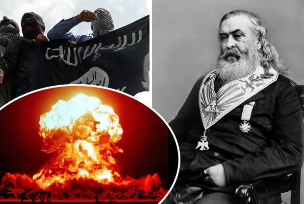 Bí ẩn bức thư 200 năm tuổi dự đoán về chiến tranh thế giới thứ 3 - ảnh 1