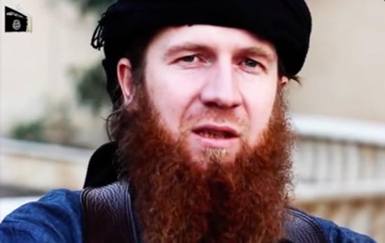 Mỹ tiêu diệt 'Bộ trưởng Chiến tranh' IS - ảnh 1