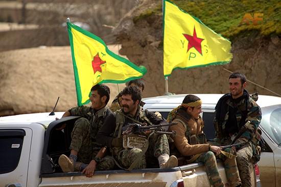 Người Kurd tố phe đối lập sử dụng vũ khí hóa học ở Aleppo - ảnh 1