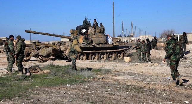 Quân đội Syria tái chiếm nhiều địa bàn chiến lược ở Homs - ảnh 1