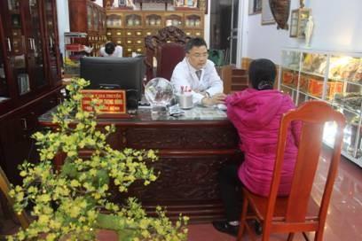 Lương Y Phạm Trọng Hùng và bài thuốc gia truyền chữa đại tràng - ảnh 2