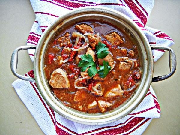 Xuýt xoa với những món ăn cay nhất thế giới - ảnh 4