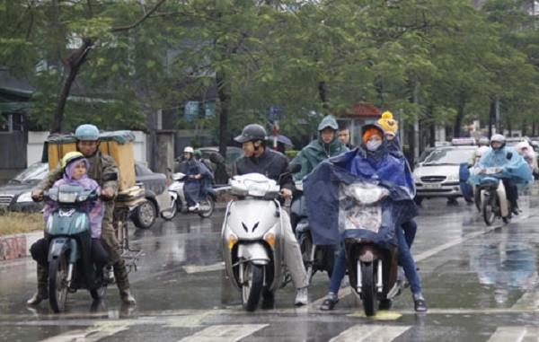 Dự báo thời tiết ngày 10/3: Miền Bắc rét đậm, mưa rào diện rộng - ảnh 1