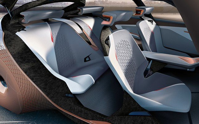 BMW tự hào khoe dòng xe tự lái tương lai – Vision Next 100 - ảnh 5