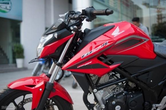 Chiêm ngưỡng độ hầm hố của Honda CB150R Streetfire 106 triệu  - ảnh 1
