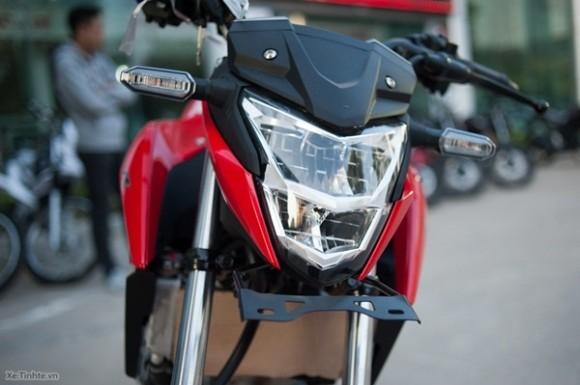 Chiêm ngưỡng độ hầm hố của Honda CB150R Streetfire 106 triệu  - ảnh 3