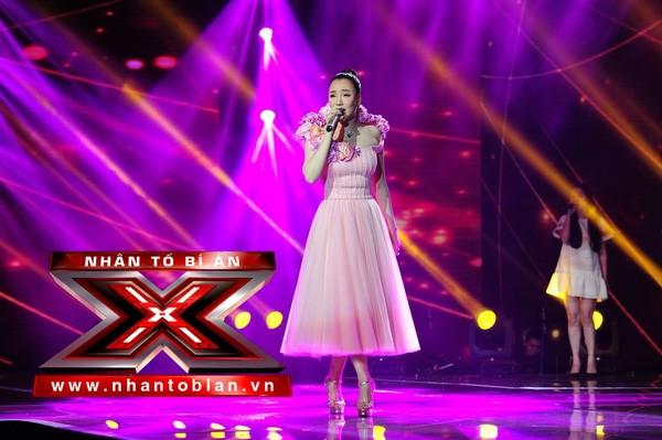 Hồ Quỳnh Hương 'tái xuất' ngồi ghế nóng X - Factor mùa 2 - ảnh 1