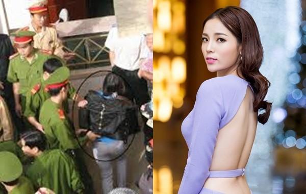 Vụ hình ảnh Hoa hậu Kỳ Duyên trên web bán dâm, công an vào cuộc? - ảnh 1