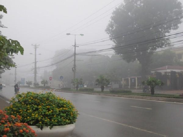Dự báo thời tiết 2/4: Bắc Bộ se lạnh, Nam Bộ nắng nóng - ảnh 1