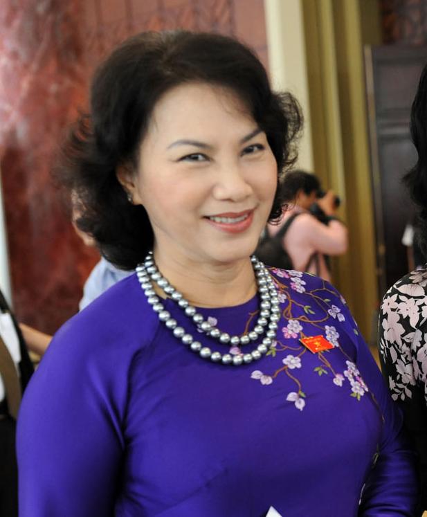 Những phát ngôn ấn tượng của bà Nguyễn Thị Kim Ngân - ảnh 2