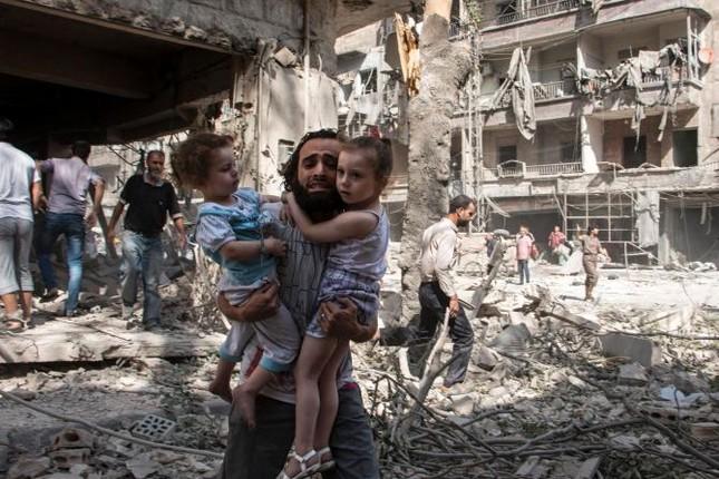Quân đội Syria chuẩn bị giải phóng Aleppo, nhờ Nga hỗ trợ - ảnh 1
