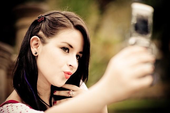 Bí kíp thần thánh giúp bạn có những bức ảnh selfile ưng ý  - ảnh 2