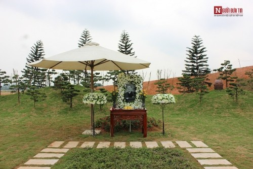 Đi mua chỗ 'chờ chết' ở công viên nghĩa trang nghìn tỷ - ảnh 3
