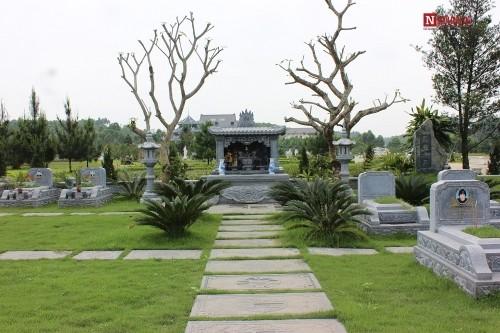 Đi mua chỗ 'chờ chết' ở công viên nghĩa trang nghìn tỷ - ảnh 4