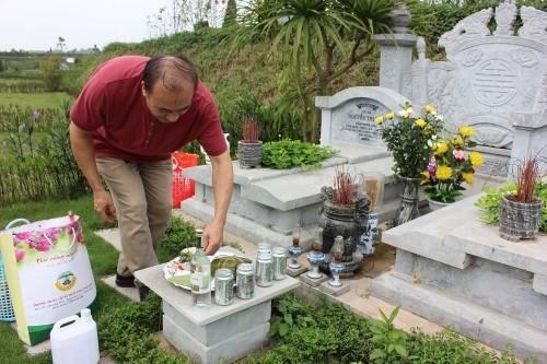 Đi mua chỗ 'chờ chết' ở công viên nghĩa trang nghìn tỷ - ảnh 6