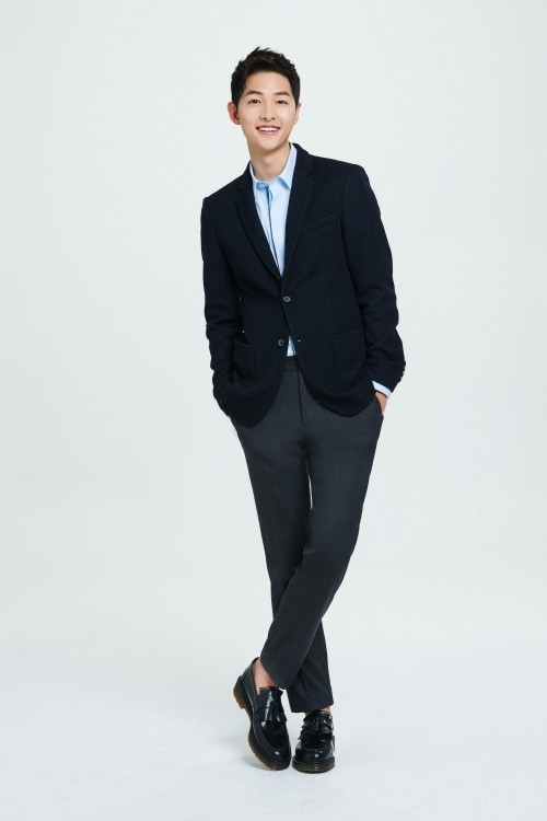 'Mỹ nam' Song Joong Ki làm đại sứ du lịch Hàn Quốc 2016 - ảnh 2