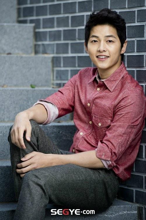 'Mỹ nam' Song Joong Ki làm đại sứ du lịch Hàn Quốc 2016 - ảnh 8
