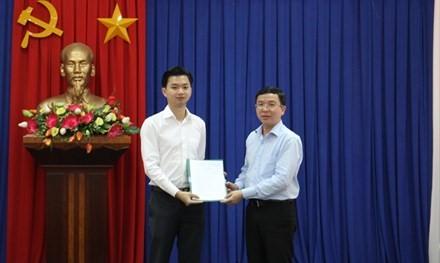 Ông Nguyễn Minh Triết làm Trưởng ban Thanh niên trường học - ảnh 1