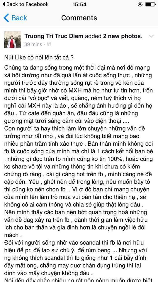 Quỳnh Chi - Trúc Diễm phản pháo vụ 'mạt sát Ngọc Trinh làm gái' - ảnh 7