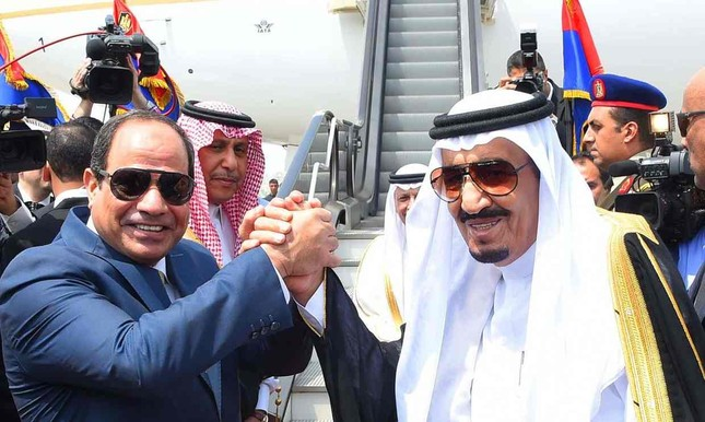 Ai Cập nổi giận vì tổng thống 'bán' 2 hòn đảo cho Saudi Arabia - ảnh 1