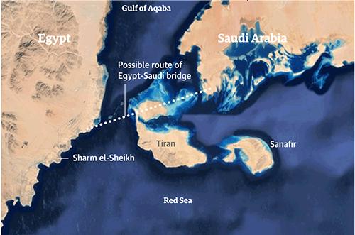 Ai Cập nổi giận vì tổng thống 'bán' 2 hòn đảo cho Saudi Arabia - ảnh 2