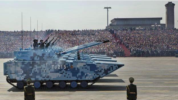 Cận cảnh công nghệ ngụy trang quân sự dạng 'pixel' của TQ - ảnh 2