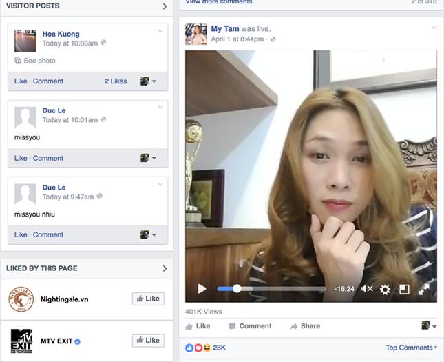 Live video trên Facebook khó 'giết chết' YouTube, truyền hình - ảnh 1