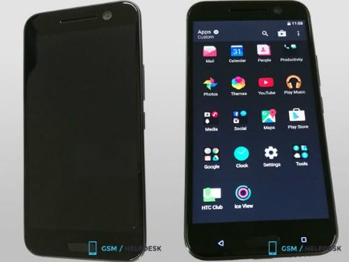 Chân dung HTC 10 trước giờ ra mắt - ảnh 1