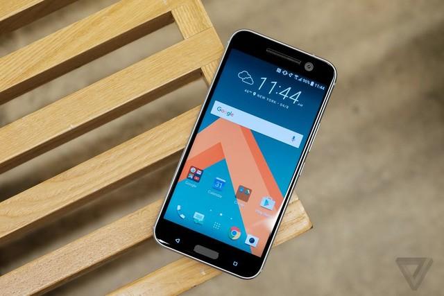 Chiêm ngưỡng loạt ảnh thực tế của HTC 10 vừa ra mắt - ảnh 1