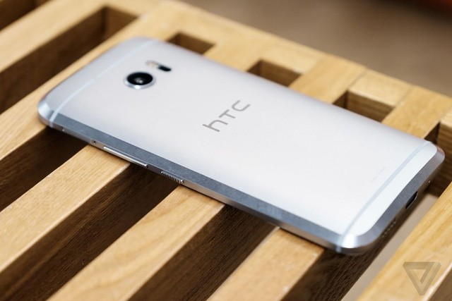 HTC 10 ra mắt: Pin 'trâu', loa BoomSound, camera 12MP - ảnh 2