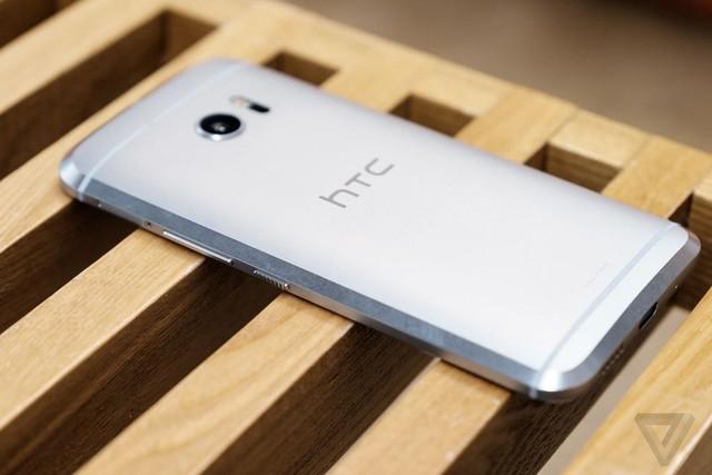 HTC 10 ra mắt: Pin 'trâu', loa BoomSound, camera 12MP - ảnh 2