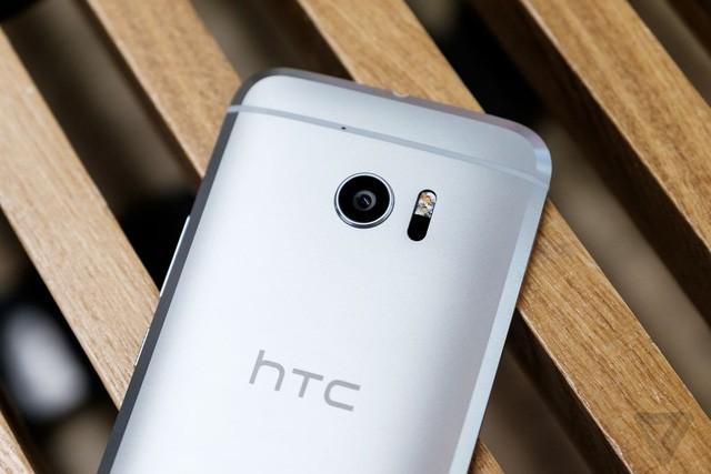 Chiêm ngưỡng loạt ảnh thực tế của HTC 10 vừa ra mắt - ảnh 6