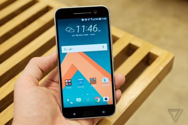 Chiêm ngưỡng loạt ảnh thực tế của HTC 10 vừa ra mắt - ảnh 2