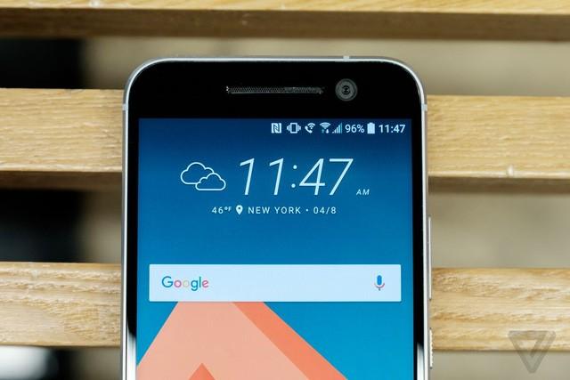 Chiêm ngưỡng loạt ảnh thực tế của HTC 10 vừa ra mắt - ảnh 3