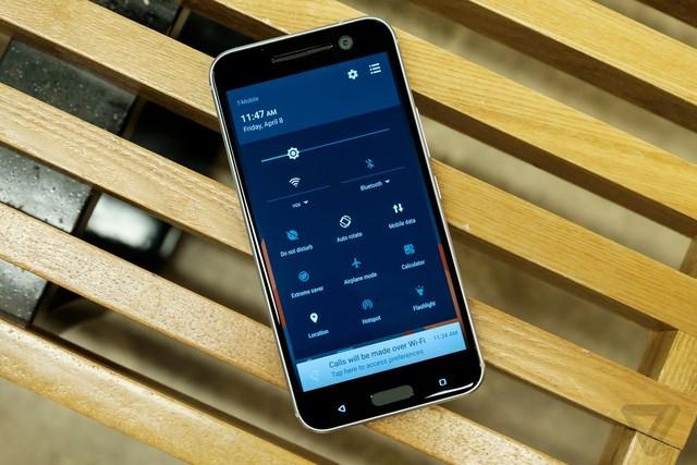Chiêm ngưỡng loạt ảnh thực tế của HTC 10 vừa ra mắt - ảnh 4