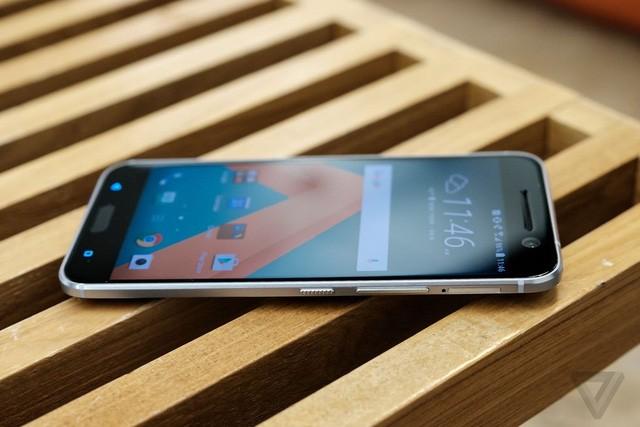 Chiêm ngưỡng loạt ảnh thực tế của HTC 10 vừa ra mắt - ảnh 8