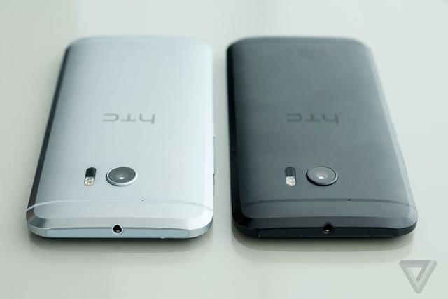 Chiêm ngưỡng loạt ảnh thực tế của HTC 10 vừa ra mắt - ảnh 9