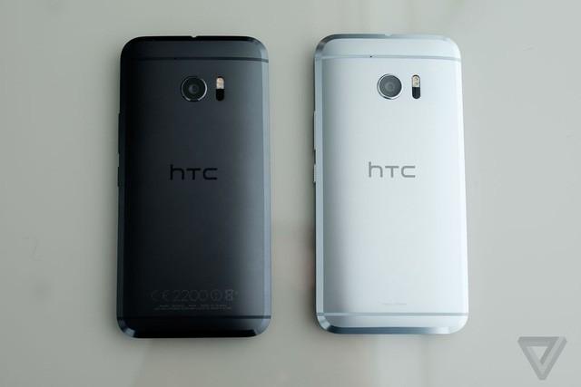 Chiêm ngưỡng loạt ảnh thực tế của HTC 10 vừa ra mắt - ảnh 10